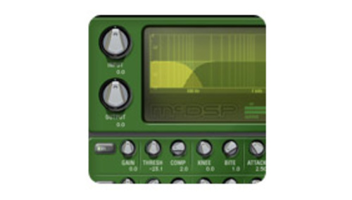 McDSP MC2000 HD