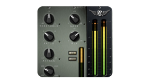 McDSP 4030 Retro Compressor Native