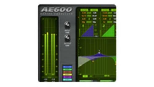 McDSP AE600 Active EQ HD