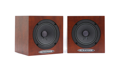 AURATONE 5C Super Sound Cube(woodgrain)