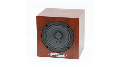 AURATONE 5C Super Sound Cube woodgrain (single)