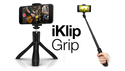 IK Multimedia iKlip Grip (Bluetoothシャッター付属) の通販