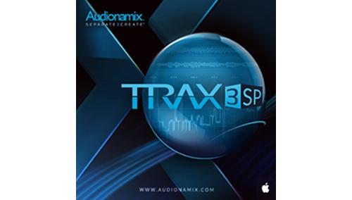 AUDIONAMIX TRAX 3 => TRAX 3 SP / UG