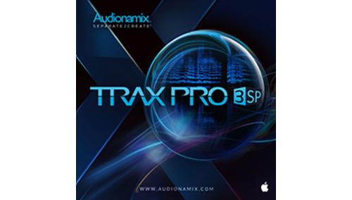AUDIONAMIX TRAX 3 => TRAX PRO 3 SP / UG
