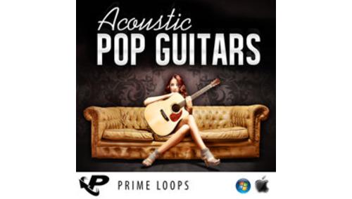 PRIME LOOPS ACOUSTIC POP GUITARS