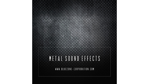 BLUEZONE METAL SOUND EFFECTS