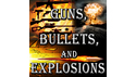 GAMEMASTER AUDIO GUNS- BULLETS AND EXPLOSIONS の通販