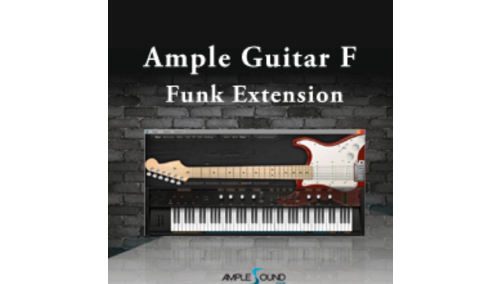 AMPLE SOUND AMPLE GUITAR F FUNK EXTENSION