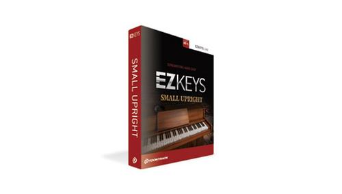 TOONTRACK EZ KEYS - SMALL UPRIGHT PIANO / BOX