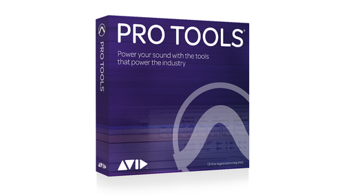 Avid Pro Tools Perpetual License NEW