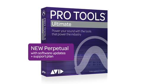 Avid Pro Tools | Ultimate - Software Only DL版
