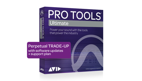 Avid Pro Tools   Ultimate Perpetual License TRADE-UP from PT DL版