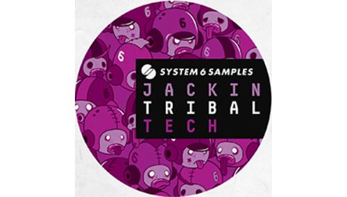 SYSTEM 6 SAMPLES JACKIN TRIBAL TECH
