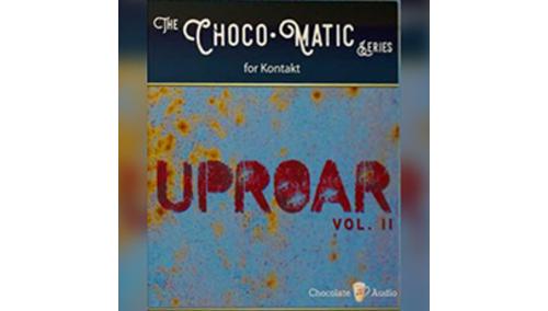 CHOCOLATE AUDIO UPROAR VOL.2