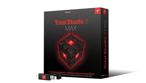 IK Multimedia Total Studio 2 MAXクロスグレード初回限定版 ★半期大決算SALE 1DAY!