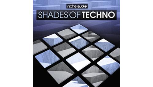 NICHE AUDIO SHADES OF TECHNO ABLETON