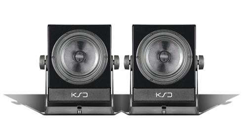 KSdigital C5-Reference Black (Pair)