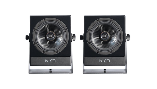 KSdigital C8-Reference Black (Pair)
