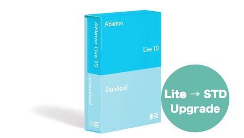 Ableton KK Live 10 Standard, UPG from Live Lite