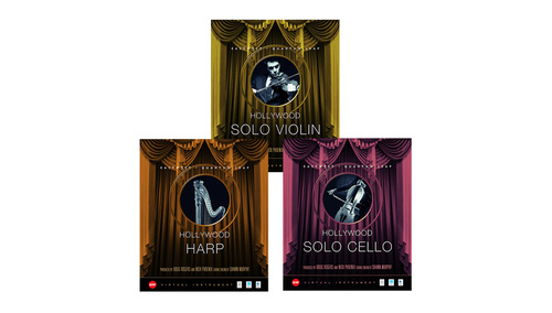 East West HOLLYWOOD SOLO Gold SERIES BUNDLE ★Go Greenセール!