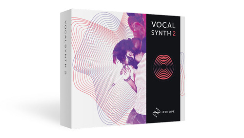 iZotope VocalSynth 2 Upgrade from Music Production Suite