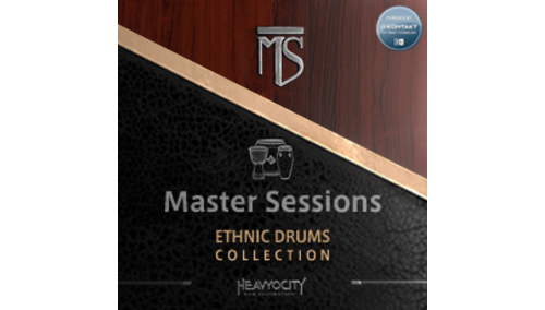 HEAVYOCITY MASTER SESSIONS: ETHNIC DRUM ENSEMBLES / KP