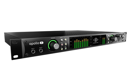 Universal Audio APOLLO 8 QUAD ★18回分割無金利&48回分割低金利ローン利用可能!