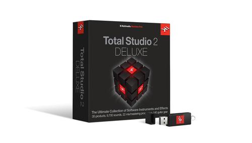 IK Multimedia Total Studio 2 DELUXE