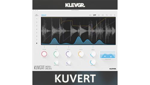 KLEVGRAND KUVERT - SWEDISH ENVELOPES
