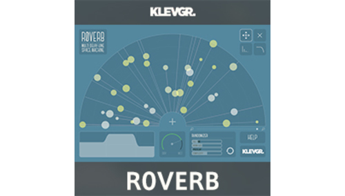 KLEVGRAND R0VERB - MULTI DELAY-LINE SPACE
