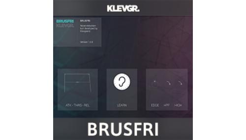 KLEVGRAND BRUSFRI - NOISE REDUCER