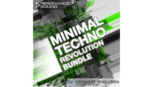 SOUNDS OF REVOLUTION SOR - MINIMAL TECHNO REVOLUTION BUNDLE