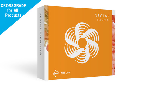 iZotope Nectar 3 Elements crossgrade from All Products