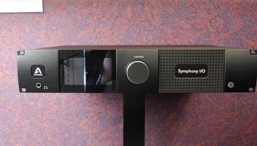 APOGEE Symphony I/O Mk II HD 2×6 ★マンハッタンSALE!!