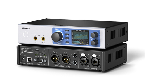 RME AUDIO ADI-2 Pro FS ★POWER OF OUTLET!!