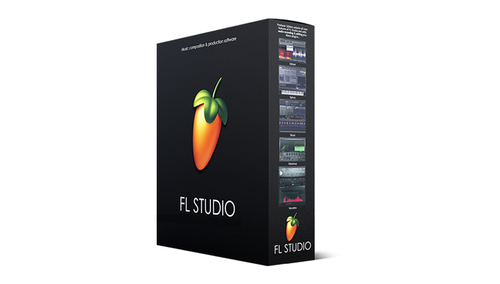 IMAGE LINE SOFTWARE FL STUDIO 20 Fruity