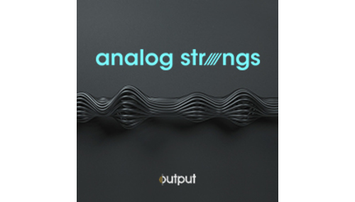 OUTPUT ANALOG STRINGS