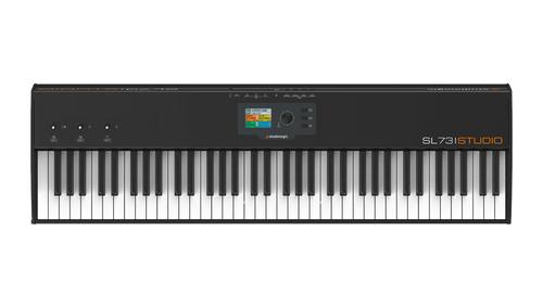 """Studiologic SL73 Studio ★対象のSLキーボードをお求めの方に""""Vintage Electricプラグイン""""を50%オフでプレゼント!"""