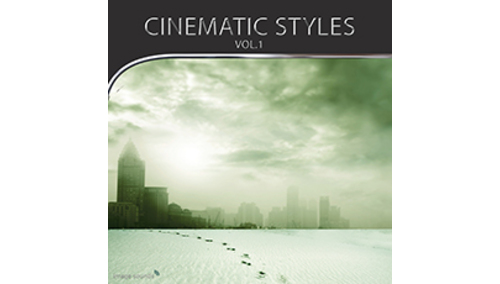 IMAGE SOUNDS CINEMATIC STYLES 01