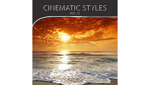 IMAGE SOUNDS CINEMATIC STYLES 12