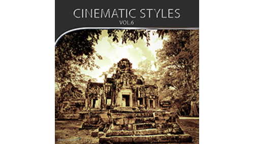 IMAGE SOUNDS CINEMATIC STYLES 06