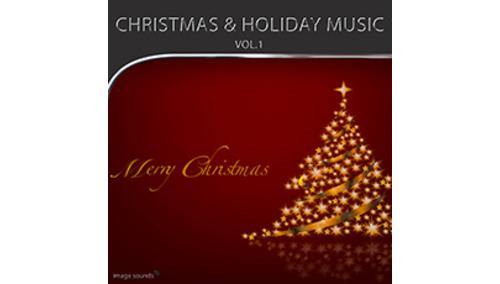 IMAGE SOUNDS CHRISTMAS & HOLIDAY MUSIC 1