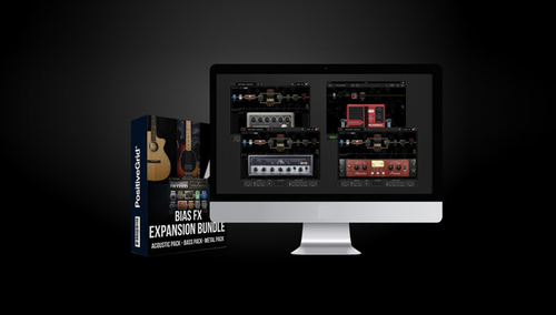 Positive Grid BIAS FX Expansion Bundle