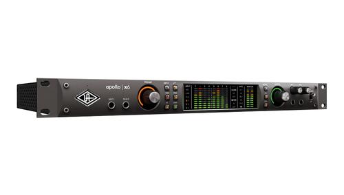 Universal Audio APOLLO x6 ★Apollo + Unison プラグイン・プロモーション9月30日まで