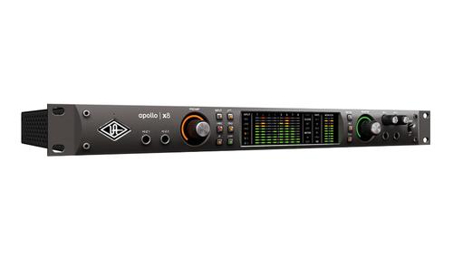 Universal Audio APOLLO x8 ★Apollo + Unison プラグイン・プロモーション9月30日まで