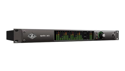 Universal Audio APOLLO x16 ★Apollo + Unison プラグイン・プロモーション9月30日まで