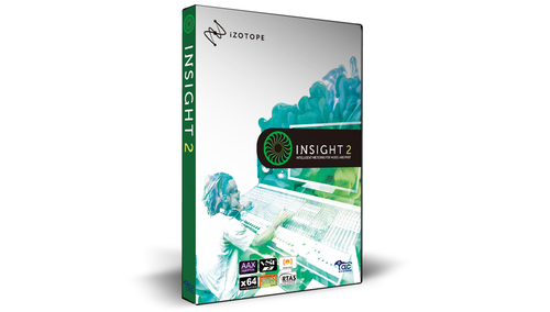 iZotope Insight2 ★在庫限り!