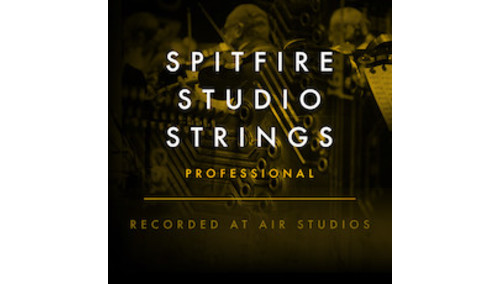 SPITFIRE AUDIO SPITFIRE STUDIO STRINGS PROFESSIONAL