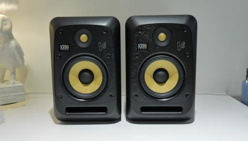KRK V6(1ペア)店頭展示機