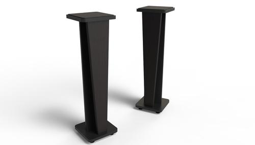 Zaor Croce Stand 36 (pair) Black/Black